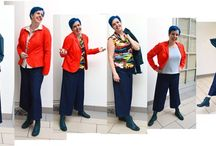 Pattern Review Wardrobe contest / by Sew Chic Pattern Company