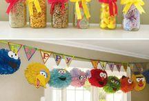 Elmo Parties / by Nancy DeJesus