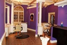 Just Around the Salon