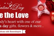 Valentine Day Flowers / The celebration of the day of lovers has been made easy with the opening of flower shop 18 stores all over the country. The ease of sending flowers to your girlfriend on Valentine's Day has been surely maximized with our stores all over the country. http://flowershop18.in/flowers-to-valentine-day.aspx