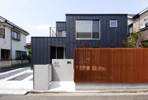igawa-arch/Self circulation type of house