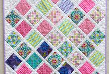 Baby Quilt Ideas / Baby Quilt Patterns