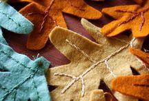 Jeseň a Halloween / Jesenné nápady