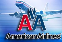 American Airlines / by Cari Smith