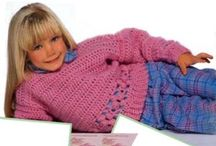 Crochet and Knitting patterns I like / by Martha Dickinson