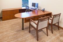 Professional Services / ELEMENTS Furniture Product Offerings in Professional Services Spaces