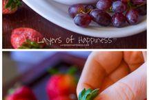 Fruit / Recepten en inspiratie met fruit