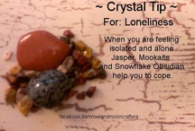 Crystal Tips / by Jen Freer