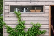 Gartenhäuschen für GartenwerkzeugeGartenhäuschen