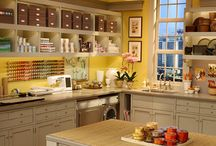 Great Craft Rooms & Storage / Storage and organisation ideas for craft rooms