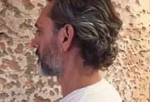 Long Mens Hairstyles / Hairstyle inspiration for men with long hair