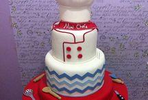 chefs birthday cakes