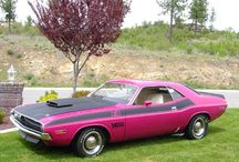 Muscle Car dreams... / by Angela Taylor