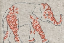 broderies et stumpwork