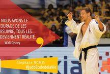 Judo motivation