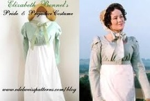 Costumes Pride and Prejudice