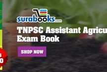TNPSC Assistant Agriculture Officer Exam Book / TNPSC Assistant Agriculture Officer Exam Book