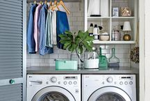 Laundry rooms / Keep it clean!
