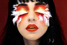 Make-up and bodypaint