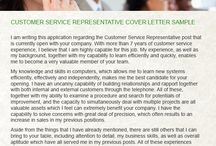 Customer Service Representative Cover Letter Sample / Last time the company wins lots of customer satisfaction because the organization provides a perfect Customer Service Representative Cover Letter. You can believe here http://www.samplecoverletters.net/customer-service-representative-cover-letter-sample/