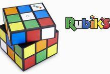 Back to the 80's : Une enceinte Rubik's à remporter !