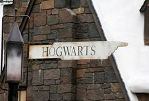 I want live in Hogwarts