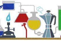 Science Google Doodles