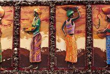 africaine 3D