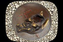 Hako (Box) Netsuke