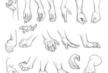 Hands/Feet References