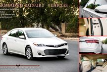 Luxury Armored Cars / Highly secured luxury armored vehicles