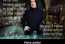 Snape - Alan Rickman