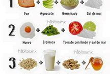Tips Sanos en la alimentación