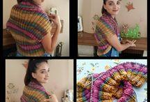 Shrung knitting