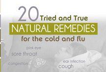 Natural Remedies / by Roxanne Mathiason