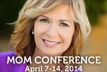 The Mom Conference (FREE ONLINE CLASSES FOR MOMS) / The Mom Conference is better than laundry that folds itself.  From April 7th-14th 30+ best selling authors and rock star bloggers will be presenting classes online for FREE.  Topics include everything from how to bust out a months worth of dinners in a few hours, to how to maintain or put the sparks back in your marriage.