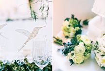 Details & Decorations at Sunbeam / Get some inspiration for the little details and decorations from weddings and events at Sunbeam Studios, West London.