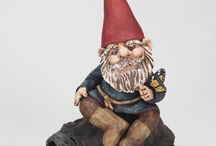 gnomes / by Cindy Yonkers Tutwiler