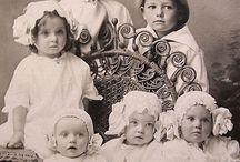 Enfance 1910-1920