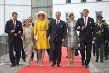 Benelux Royals / Royal Families of Belgium, The Netherlands and Luxembourg