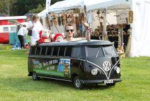 VeeDub Festivals / Selection of images from UK Campervan festivals.