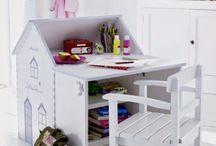 детские комнаты идеи