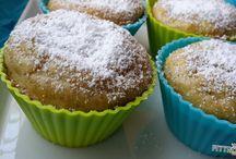 Muffinok / Muffinok cukor és fehérliszt nélkül