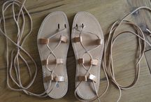 Sandalmania  / Authentic Greek style sandals that match every style !