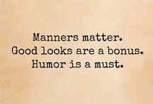 Manners Matters - Marlafiji