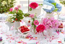Art of party / Floral arrangements