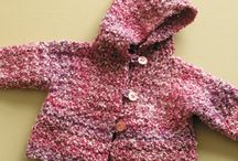 baby - sweaters / by Judy Rosmus