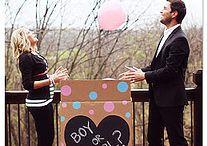 Baby gender reveal