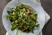 It's all bout freshness / Tout en fraîcheur / Salade, tartare, recettes froides. Des recettes parfaites lorsqu'il fait chaud. / Salad, tartare, cool recipes. Perfect recipes for warm weather.