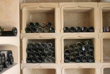 casiers à bouteilles moulurés pierre reconstituée / casiers à bouteilles moulurés pierre reconstituée; casiers à bouteilles, ranges-bouteilles, rangement pour bouteilles à vin, cave à vin en pierre, cave pierre de Bourgogne